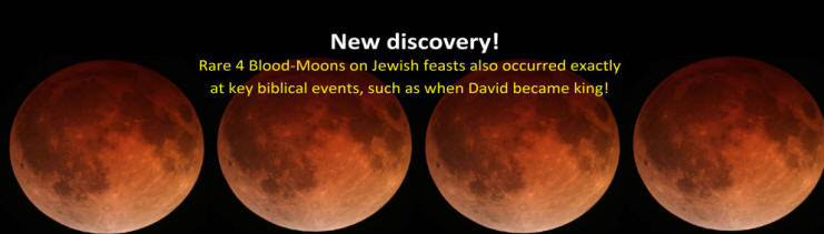 Blood moon tetrad Prophecy Israel. 2061-2062